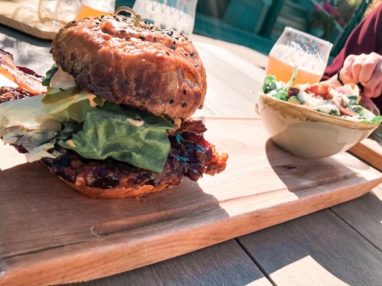The Ark Burger